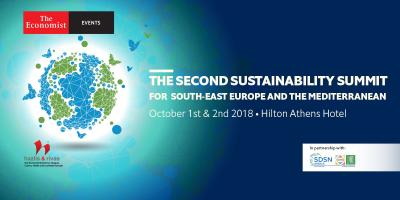 The Second Sustainability Summit for south-east Europe and the Mediterranean -  October 2018
