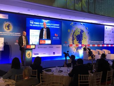 Third Sustainability Summit by UN SDSN Greece and the Economist