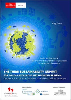 Press Release of the Third Sustainability Summit - October 2019