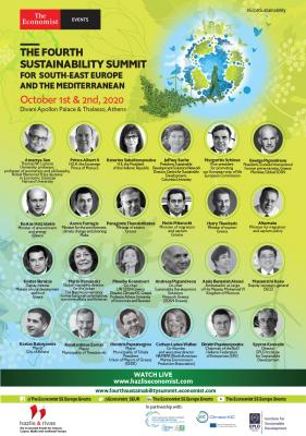 Fourth Sustainability Summit for South-East Europe and the Mediterranean