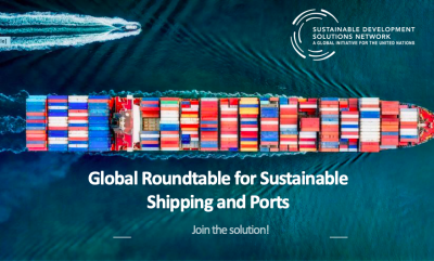 Press release of the first meeting of the Global Roundtable for Sustainable Shipping and Ports Initiative