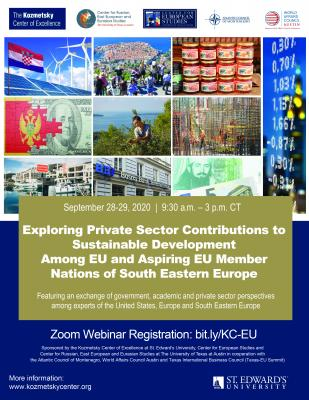 Exploring Private Sector Contributions for Sustainable Development Among EU and Aspiring EU Member Nations of South Eastern Europe