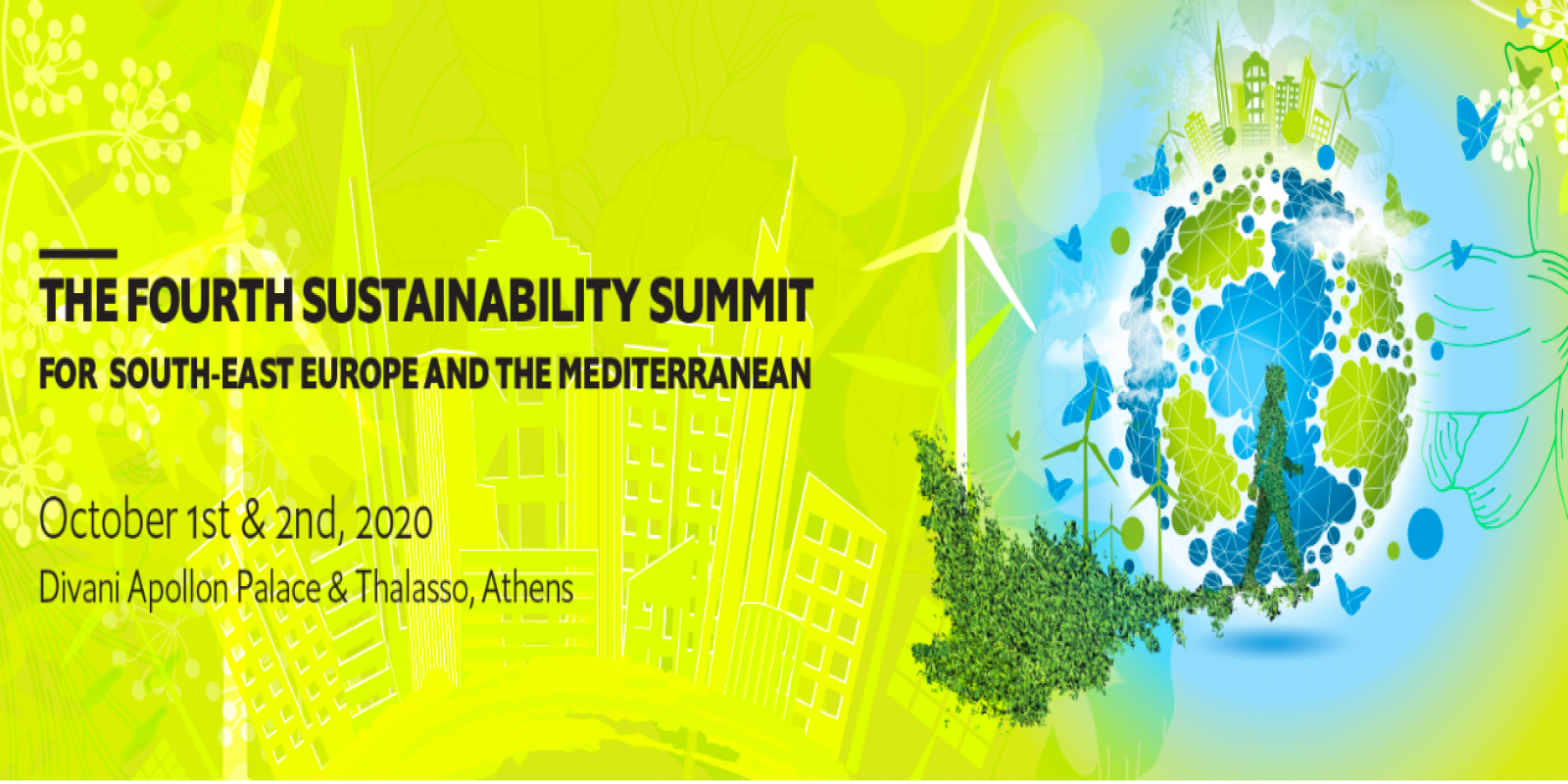 Fourth Sustainability Summit by UN SDSN Greece and the Economist
