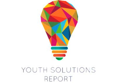 Presenting the 2017 Youth Solutions Report!