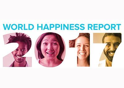 Fifth World Happiness Report 2017 Ranks Happiest Countries