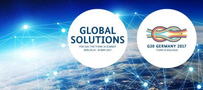 Livestream: Join the Think 20 Summit GLOBAL SOLUTIONS - May 29-30