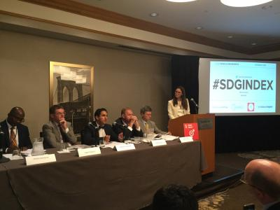 The SDG Index & Dashboards official launch