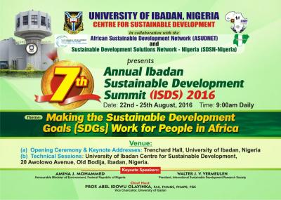 ibadan 7th annual meeting